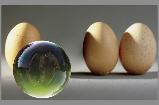 Копируем мыльный пузырь фотошоп