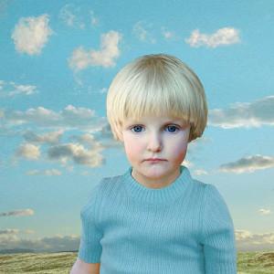 Лоретта Люкс детский фотоколлаж мальчик блондин