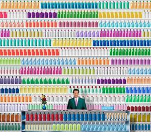 Рууд Ван Эмпл фотоколлаж однообразие жизни