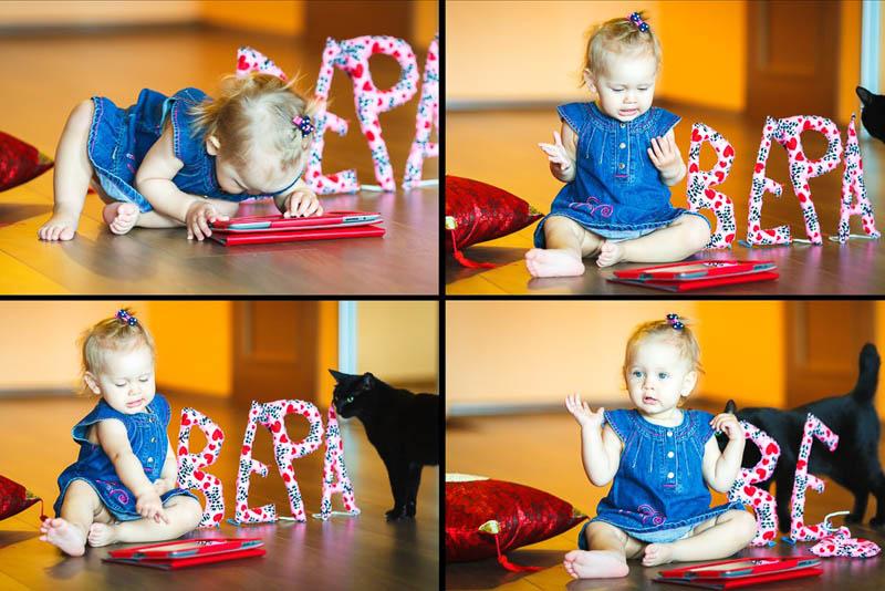 Идеи фотоколлажа 4 фотографии