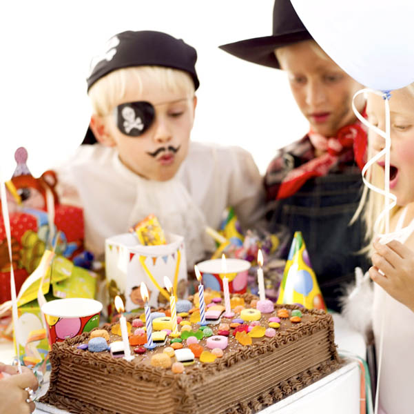 Детский фотоколлаж праздник