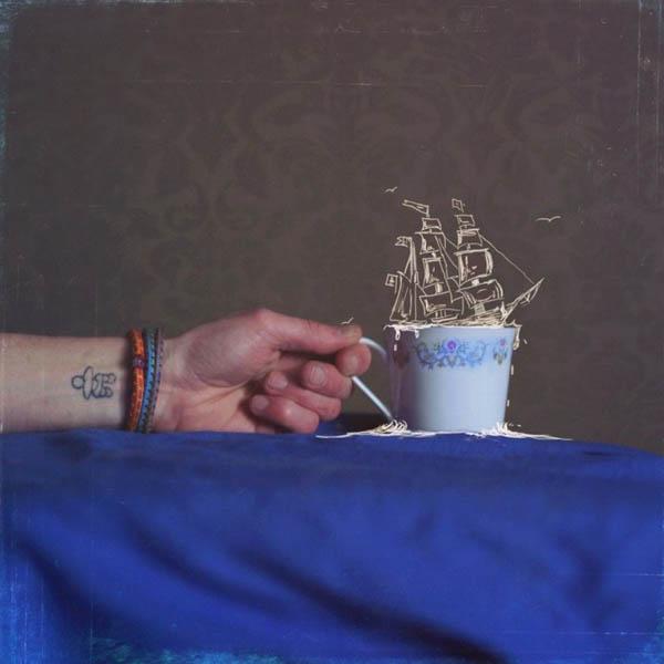 Фэнтези фотографии кофе