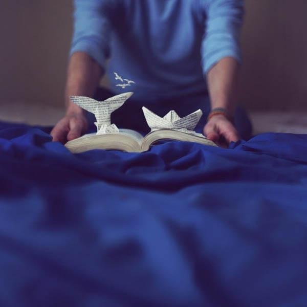 Фэнтези фотографии волшебная книга